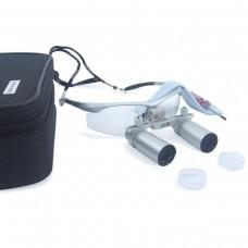 6.0X 420mm Medical Loupes Binocular Dentist Magnifier Dental Loupes Eyeglasses