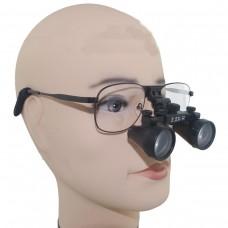 3.5X 360-460mm Dental Binocular Magnifier Medical Surgical Loupes Metal Frame