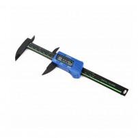 150mm 6inch 0.1MM Digital Gauge Vernier Caliper Stainless Steel Micrometer Tool