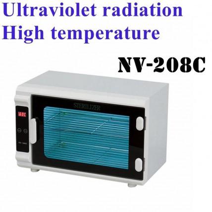 Sterilizer Dry Heat Durable Service Magnifier Uitraviolet Radiation NV-208C CE