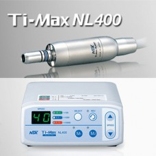 NSK® Ti-Max NL400 Optic Dental Micromotor System