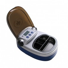 Dental Lab Digital 4-Well Analog Heater Pot