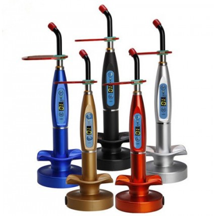 LY® Dental Curing Light Wireless LED 1500mw Lamp