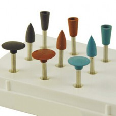 Silicone Polishing Amalgam Filling Abrasive for Low Speed Contra Angle 45PC