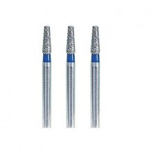 1.6mm Dental Diamond Bur Bits Drill FG TF-31 100 Pcs
