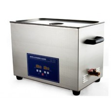 JeKen® 30L Large Capacity Dental Digital Ultrasonic Cleaner PS-100A with Timer & Heater