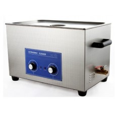 JeKen® 22L Large Capacity Dental Digital Ultrasonic Cleaner PS-80A with Timer & Heater