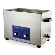 JeKen® 30L Large Capacity Ultrasonic Cleaner PS-100 with Timer & Heater