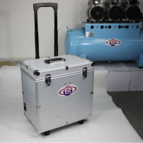 Best® BD402A Portable Dental Turbine Unit(Air Compressor+Suction System+Triplex Syringe)