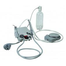 Dental Portable Turbine Unit Air Compressor 3 way Syringe Handpiece 4 Hole New