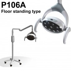 28W Dental Oral Light Patient Light Floor Standing Type P106A ( Mobile Type )