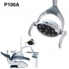 28W Dental Oral Light Patient Light P106A (Mount on dental chair unit)