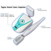 Magenta® Dental Wireless Intraoral Camera MD750+MD370+MD900+MD250 USB&VIDEO