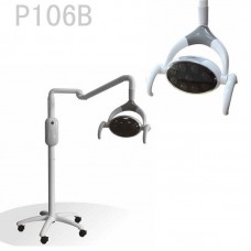 28W Saab Dental Oral LED Light 9 LED Lamp LCD P106B Patient Light 4500K