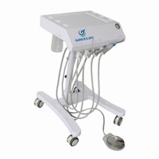 Greeloy® LED Handpiece Connector Mobile Dental Cart Unit GU-P301