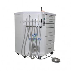Greeloy® Mobile Dental Delivery Unit Dental Portalbe System 3 in 1 GU-P211