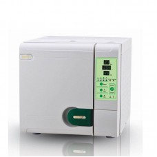 18L Table Top Autoclave Dental Autoclave Sterilizer Vacuum Steam 2 tanks JY-18 Class B