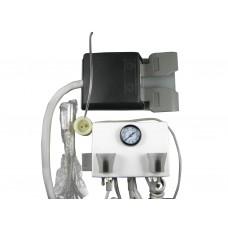 Wall Mounted Dental Turbine Unit With Dental Air Compressor 4H/2H