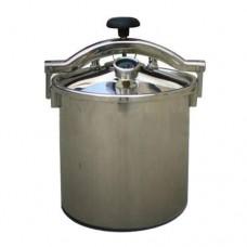 18L Portable High Pressure Steam Autoclave Sterilizer Class N YX-18HM