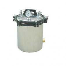 24L Portable High Pressure Steam Autoclave Sterilizer Class N YX-24LM