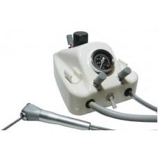 LY® Dental Portable Turbine Unit with Dental Air Compressor