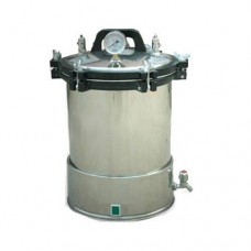 24L High Pressure Steam Portable Autoclave Sterilizer Class N YX-24LD