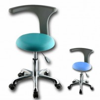 HISHINE® Dentist Seat Adjustable 360°Spin Mobile Operatory Chair YSY-B