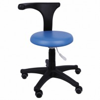 Nurse Stool Height Adjustable PU Leather QY-G