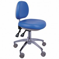 Dentists Stool Height Adjustable PU Leather QY-500