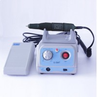35K RPM Handpiece Marathon Micro Motor Speed pedal Control Polisher Dental Lab