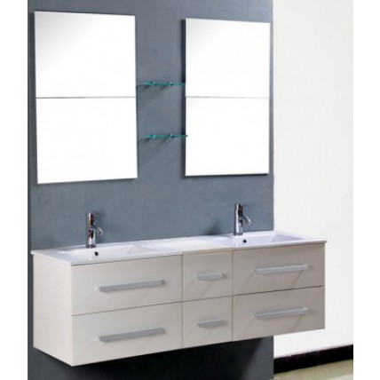 Home Use/ Clinic Bathroom Vanity Cabinet (White)