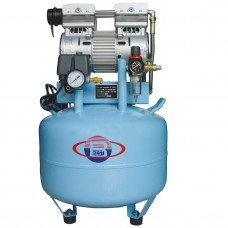 40L Dental  Noiseless Oilless Air Compressor150L/min 1-Driving-2 Reliable BD-201