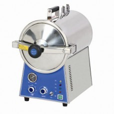 BJ® 24L Table Top Pressure Steam Sterilizer Dental Autoclave Class N