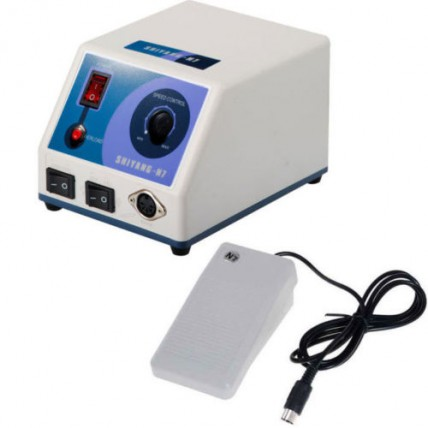 Dental Polishing Control Unit Micro Motor N7 S04 Polisher Lab Equipment New