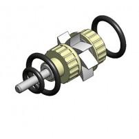 Bien Air Prestige Push Button Handpiece Replacement Turbine Cartridge