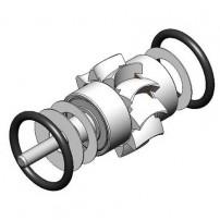 Turbine for Bien Air Bora Push Button Handpiece Original