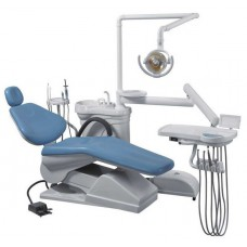 Computer Controlled Dental Chair Unit Equipment hard leather FDA CE Approved
