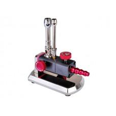 JT® Dental Lab Micro Bunsen Burner Double Tube Rotatable Gas Propane Light