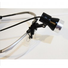 Dental LED Headlight 3W Universal Clip for All Dental Loupes