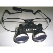 YS High Quality Dental Lab Medical Binocular 3.5 X Loupe YS-DL-B