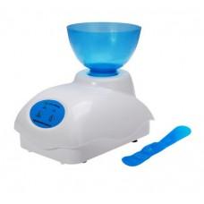 Dental Lab Impression Alginate Material Mixer Bowl+ Manual Lab Equipment